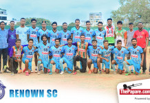 Renown SC Football Team 2016