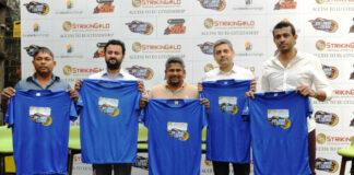 Sri Lanka Legends team
