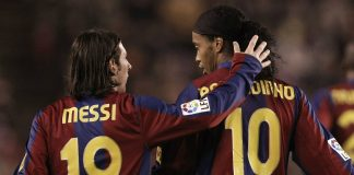 Cardetti chooses Ronaldinho at His Best Over Messi