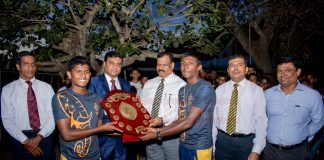 Royal - Nalanda Water Polo Encounter
