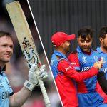 Afghanistan vs England CWC19