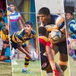 Schools rugby second round - week 1