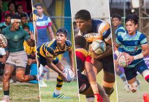 Schools rugby second round - week 1