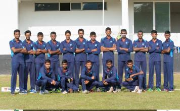 Richmond College Cricket Team