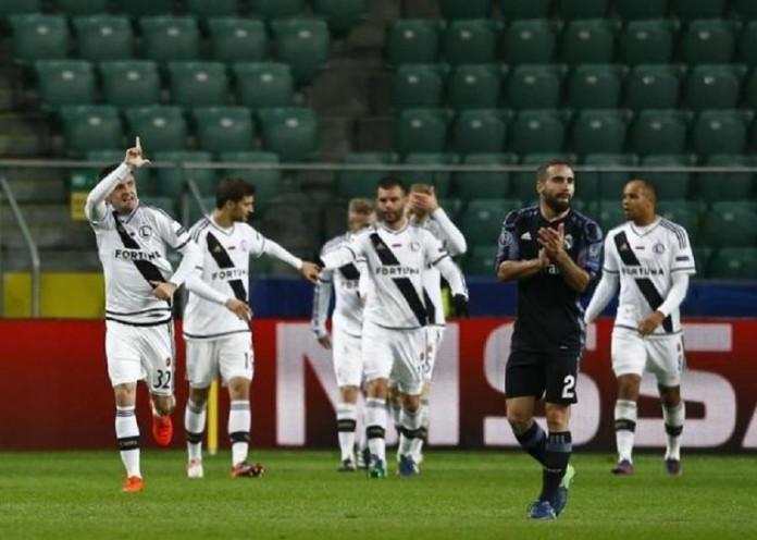 Legia Warszawa v Real Madrid - Champions League