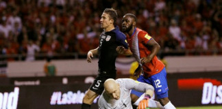 Football Soccer - Costa Rica v USA - World Cup 2018 Qualifiers