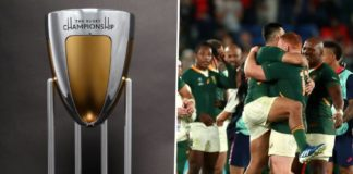 Springboks pull out from Rugby Championship