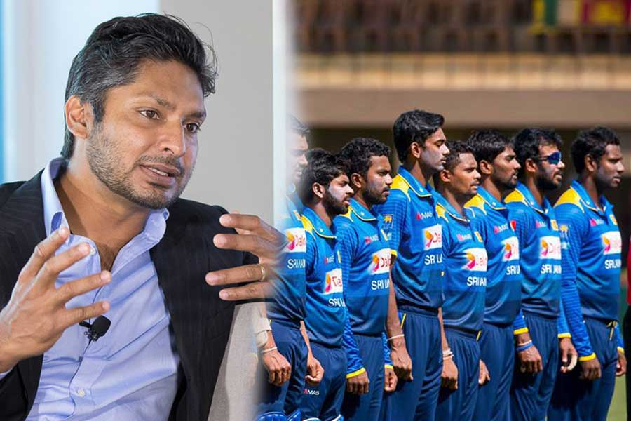 Sunday times interview - Kumar Sangakkara