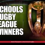 Schools Rugby League Winners