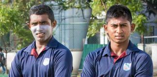 U19 Cricket Richmond college v Mahanama College