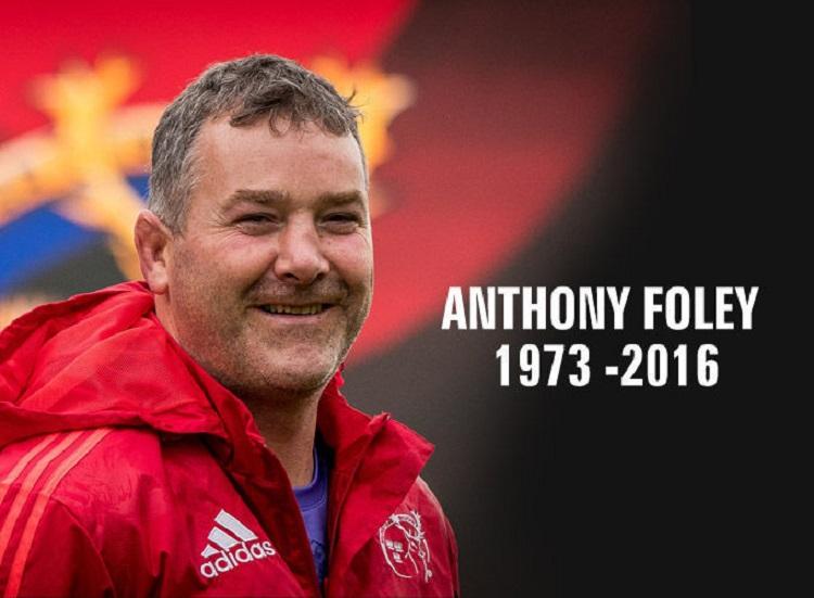 Vale Anthony Foley