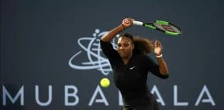 serena out of aussie open