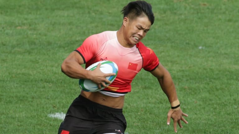 China to train one million rugby players and 30,000 coaches by 2021