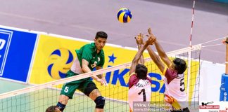 1st Asian Men's Volleyball Challenge Cup 2018