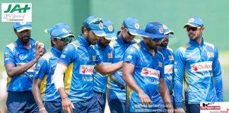 Lankan cricketers voluntarily