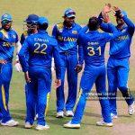 SL Emerging tour of Bangladesh