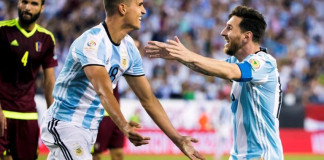 Messi matches record as Argentina win Copa quarter-final