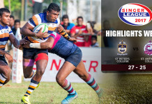 Highlights - St Peter's College vs St. Anthony's College
