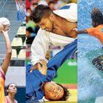 Registration of five National Sports