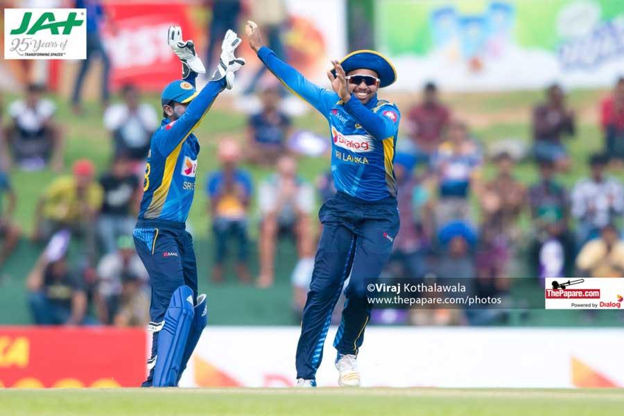 Sri Lanka vs England - 3rd ODI