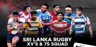 sri-lanka-rugby squad