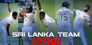 SAvSL T20I tour review