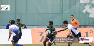 ASIAN 7s 2018 Day 1