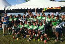 Sri Lanka Women champions in Borneo 7s