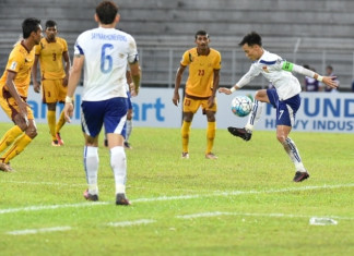 Phomphakdy credits Laos' set-piece training for win over Lankans