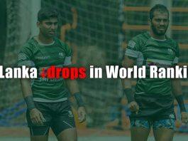 Australia stay third as four nations climb rankings