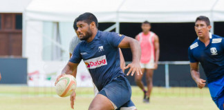 Sri Lanka U20 National 7s Team Last Practice Session