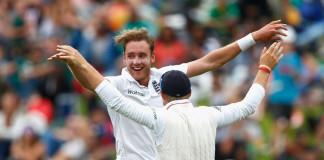 South Africa v England - Third Test: Day Three