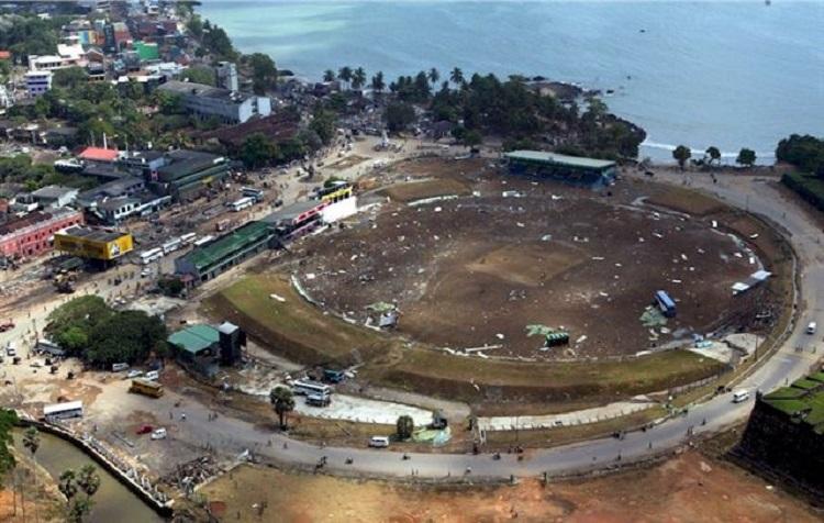 Galle ground (Tsunami)