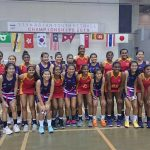 Sri Lanka beat Thailand Asian Youth Netball Championship 2019