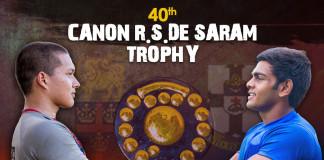Canon R De Saram Trophy