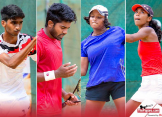 101st Colombo Championships Tennis Final
