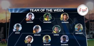 DCL16 – Team of the Week – 02