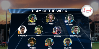 DCL16 – Team of the Week – 03