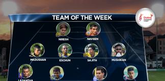 team of the week 05