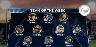 team of the week 06