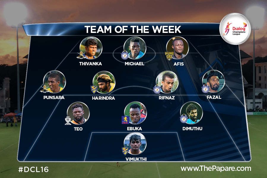 team of the week 06