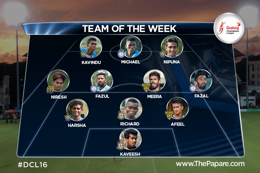 DCL16 – Team of the Week – 07