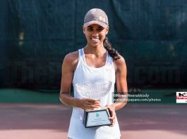 Anika Seneviratne wins Maiden National Crown