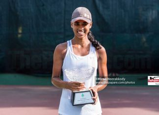 Anika Seneviratne wins Maiden National Crown