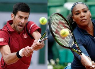 Djokovic, Serena
