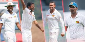 Sri Lanka Squad - Zimbabwe Tests