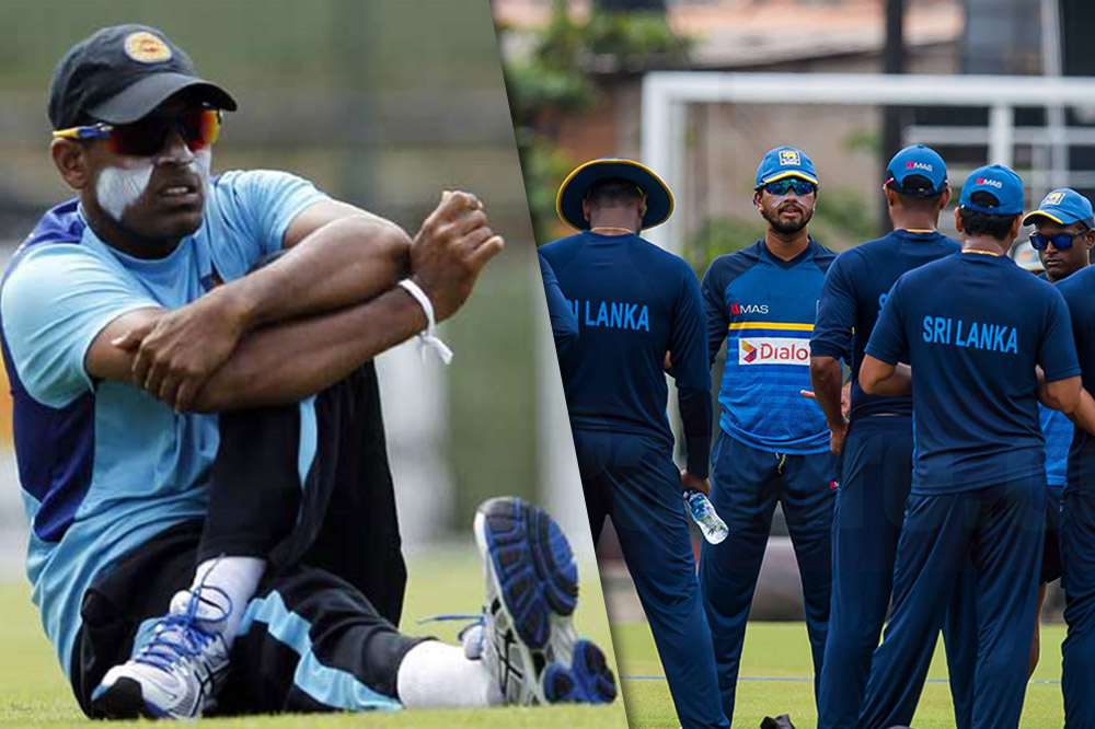 Sri Lanka arrive in India without batting coach Samaraweera