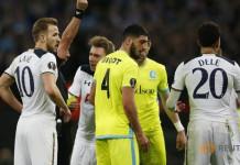 Tottenham Spurs exit Europa League, Lyon in seventh heaven