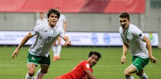 Turkmenistan football