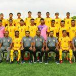 Sri Lanka U18 Boys Football Team